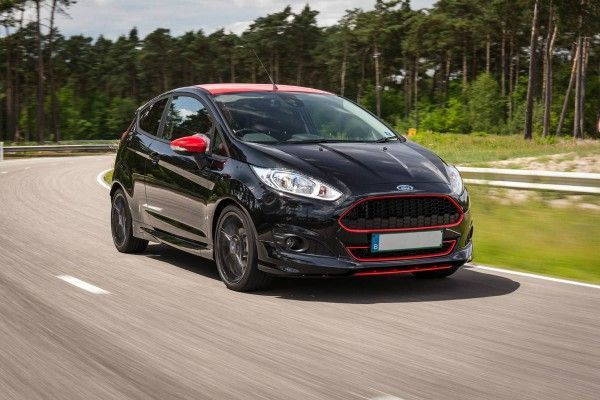 Ford Fiesta Fiesta Red Edition And Black Edition Black Edition Fiesta Ford Fiesta Black Edition Ford