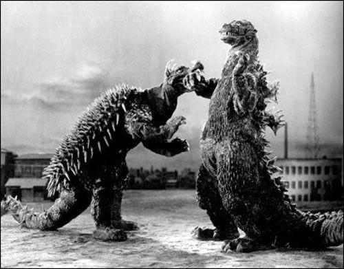 Anguirus | Godzilla vs Anguirus