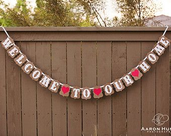 7 best welcome home banners images on pinterest | celebrations