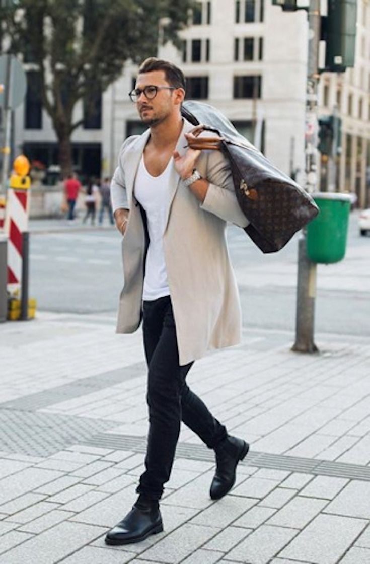 Men's Casual Inspiration - outfits to try now!