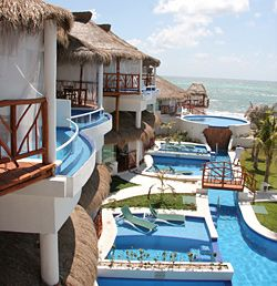 El Dorado Royale and Casitas in Riviera Maya, Mexico!