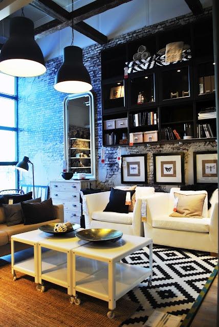 Elegant I Canu0027t Believe That This Is A Ikea Showroom.