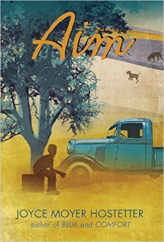 AIM: Joyce Moyer Hostetter: prequel to BLUE and COMFORT