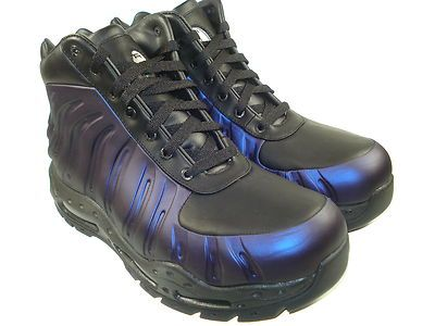Nike ACG Foamposite Boot Eggplant Purple 333791 504 MEN Size 9 | eBay
