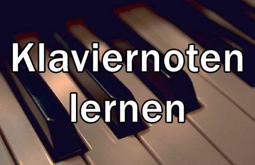 Hier wird ein Tool vorgestellt, mit dessen hilfe man Klaviernoten besser lernen kann.