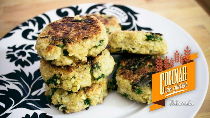 Cocina sin gluten: tortitas de quinoa