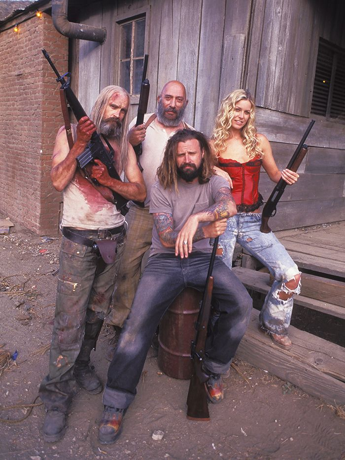 FanBacked - rob zombie - creepy clowns - 31 - art - devil's rejects - sheri moon zombie - sid haig - captain spaulding
