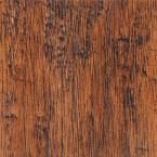 Home Decorators Collection Hand-Scraped Medium Hickory 12 mm Thick x 5-9/32 in. Wide x 47-17/32 in. Length Laminate Flooring (12.19 sq. ft. / case)-368301-00256 - The Home Depot