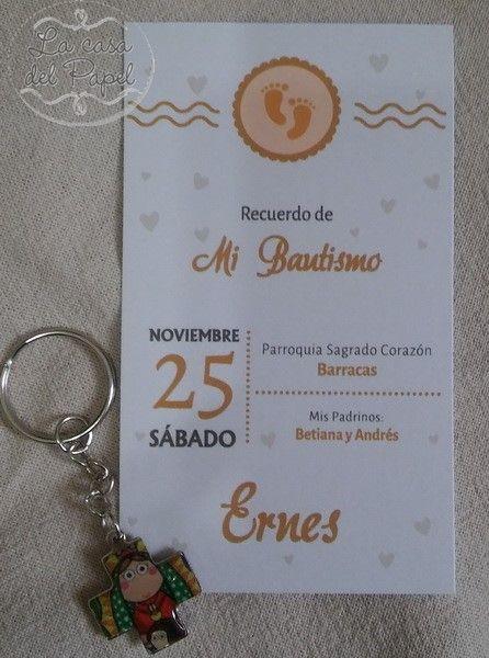 #bautismo #comunion #recuerdo #llaveros #estampa