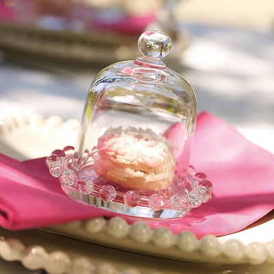 Completely In Love This Amelia Thimble Dome By Willow House So Great For Place Cards On A Festive Table
