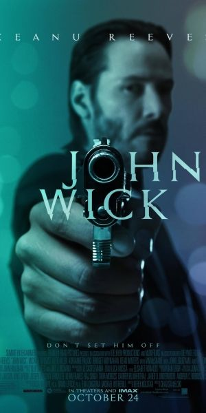 Keanu Reeves on John Wick Bill ampamp Ted 3 and That Point Break Remake EXCLUSIVE - Keanu Reeves has been many things over the years The One, Ted, sad. But this week he assumes a new role as John Wick in the movie of the same name, a high octane thriller directed