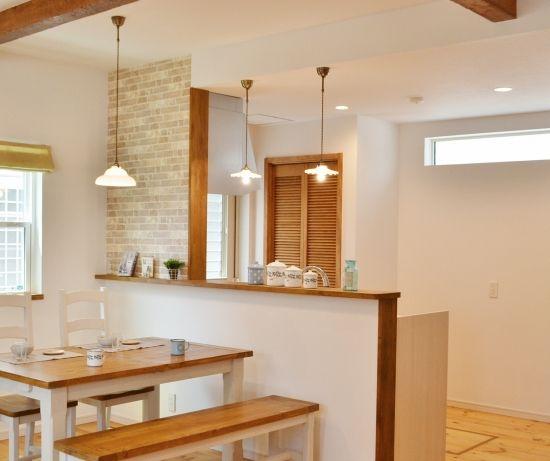 大人かわいいインテリアのおうち - かわいい家photo