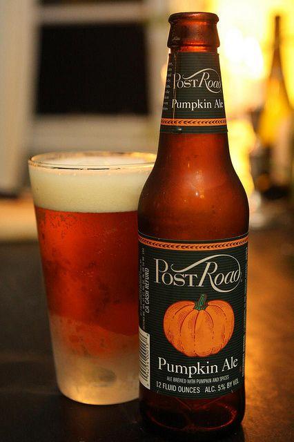 Brooklyn Brewery Post Road Pumpkin Ale by chefelf, via Flickr