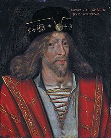 On this day 10th December, 1394 King James I of Scotland was born. He reigned from 1406-1437 and was murdered in Perth in February 1437