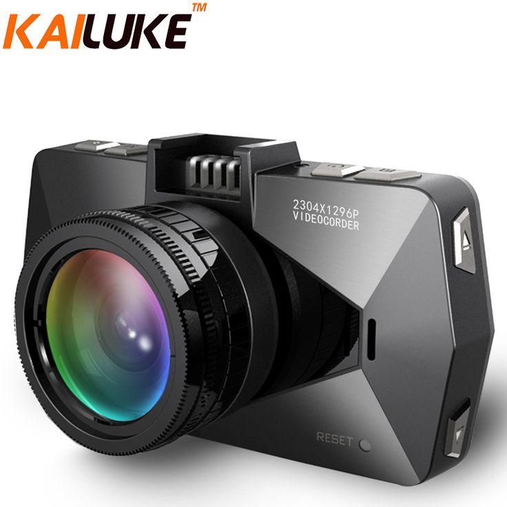 Kamera DVR samochodów GPS Car DVR Ambarella A7LA70 OV4689 Full HD 1080 P 1296 P LDWS A7810G Pro A7810 DashCam Nagrywarka Wideo Czarna Skrzynka