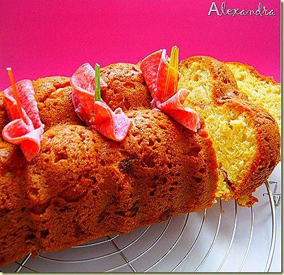 Aλμυρό κέικ με φέτα και αλλαντικά Εύκολη παρασκευή με υπέροχο πραγματικά αποτέλεσμα!!!