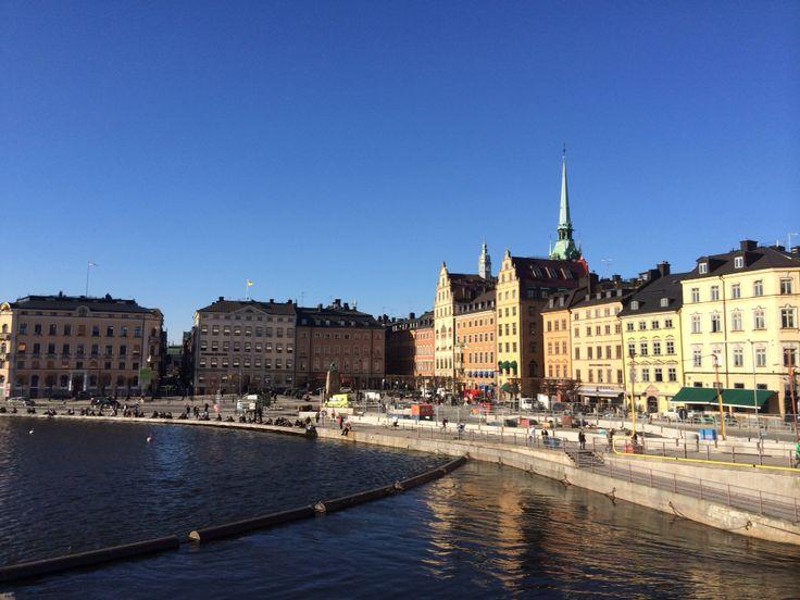 The steps, Stockholm, Sweden