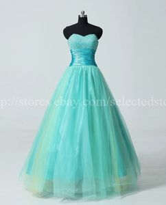 Yellow Easter Dresses for Juniors | ... Strapless Floor Length Beaded Tulle Green Long Evening Prom Dresses