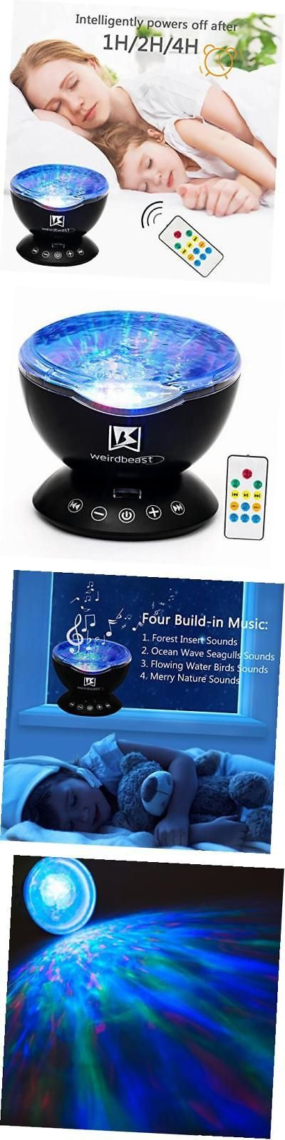 Night Lights 20702: [Generation 3] Remote Control Ocean Wave Project Sleep Night Light Projector -> BUY IT NOW ONLY: $30.57 on eBay!
