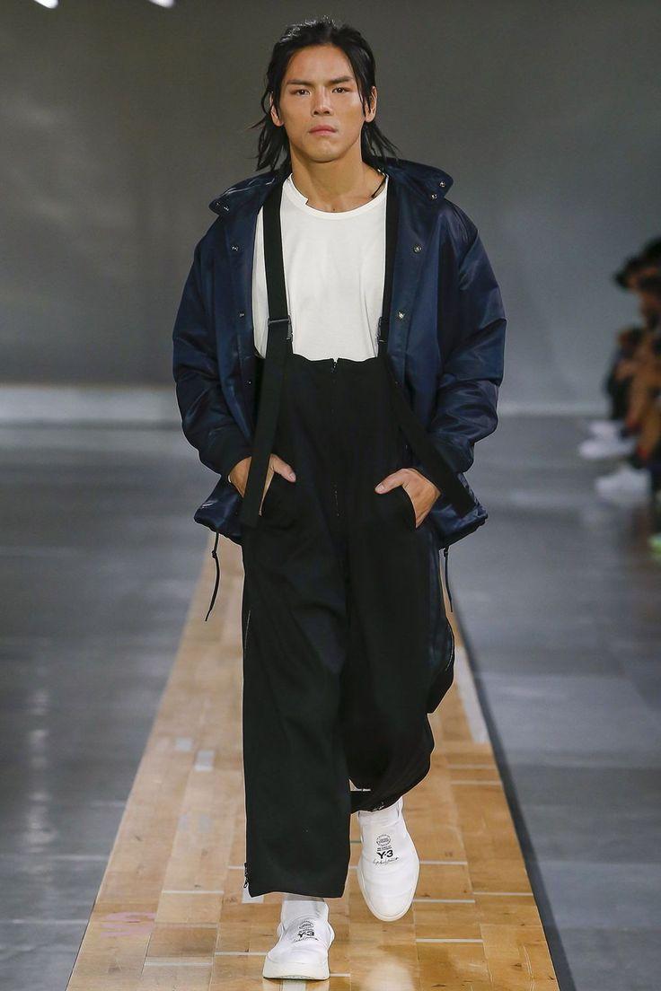 Y-3 Spring Summer 2018 Menswear