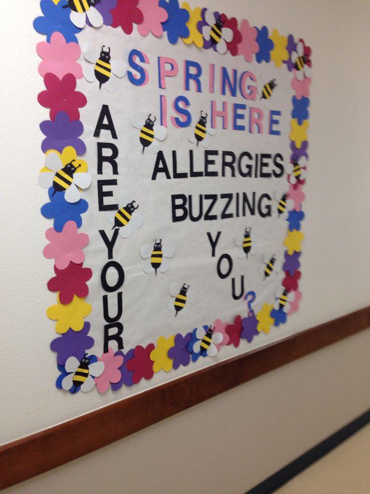 Best School Nurse Office Bulletin Board Ideas Images On