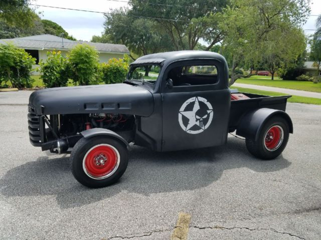1952 Ford f100 Rat Rod Fl !!!!!!! No Reserve !!!!!!!