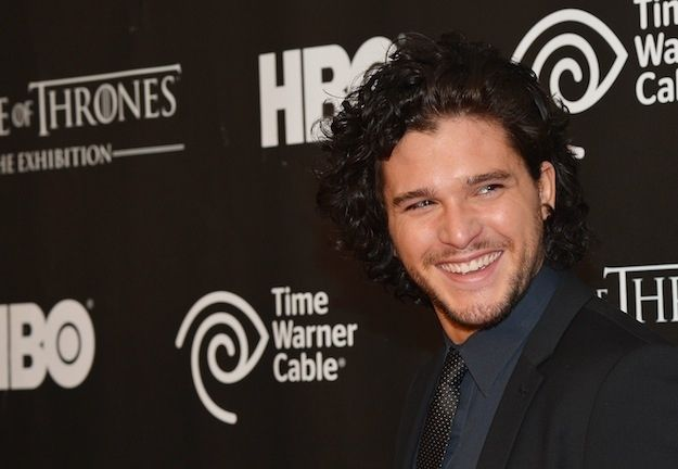 "His ideal first date involves dinner, and wine. | 20 Things You Should Know About Kit Harington From ""Game Of Thrones"""