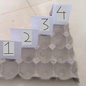 Math work job (TEACCH format)