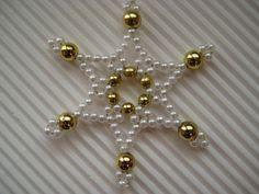 Schmuck-Corner - Perlenschmuck-Corner Basteln Perlensterne Perlen Schmuck…