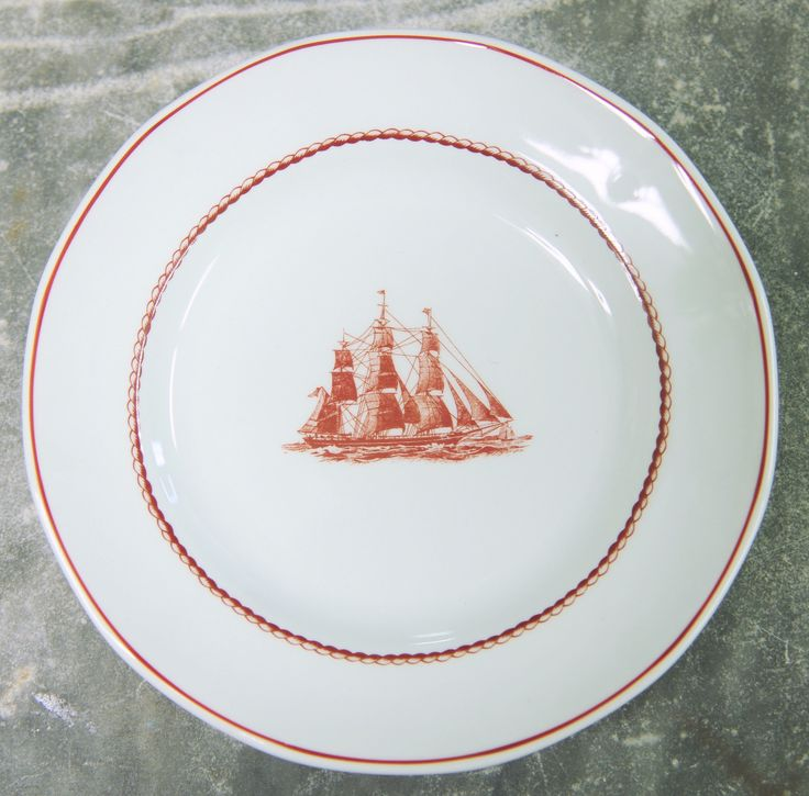 Wedgwood Flying Cloud Bread and Butter Plate