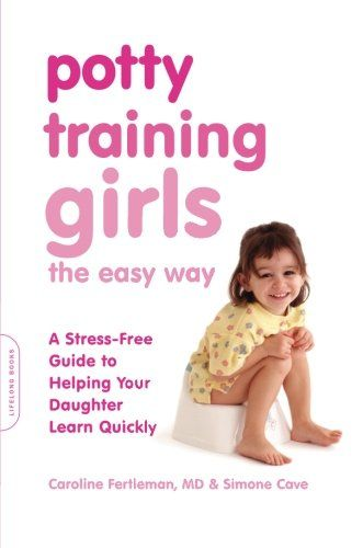 Potty Training Girls the Easy Way -- I'm going to read it for Violet. : ) I liked reading Potty training boys the easy way for Rohan.