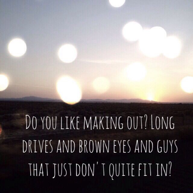 Dashboard Confessional quote
