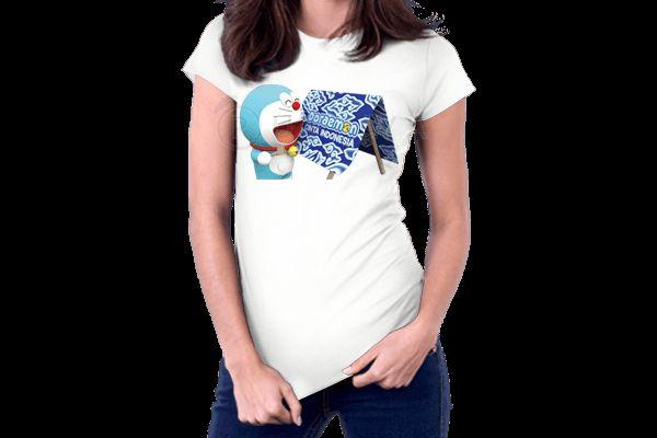 Rupawa - Doraemon's masterpiece oleh jessely #Kaos #Desain #Baju #Design #TShirt #Doraemon #Rupawa