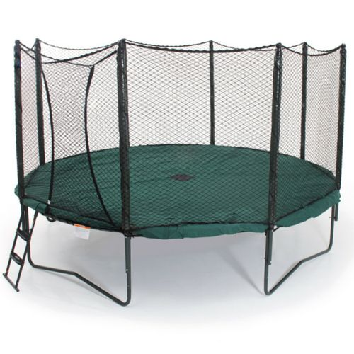 JumpSport® Green Trampoline Weather Cover for 12FT Trampoline