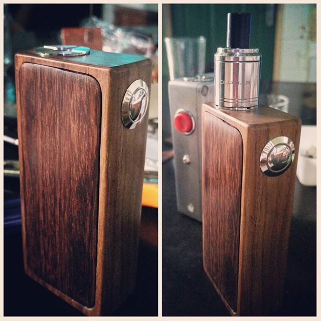 #solid #wooden #diyboxmod  Made from old teak wood, with no joint. 500k mod only. #woodboxmod #vapenation #vapefam #vapeporn #vapepornbuild #friends #yes #instagood #cloud #vaporwave #vapor_indonesia #hand_made #unregulated