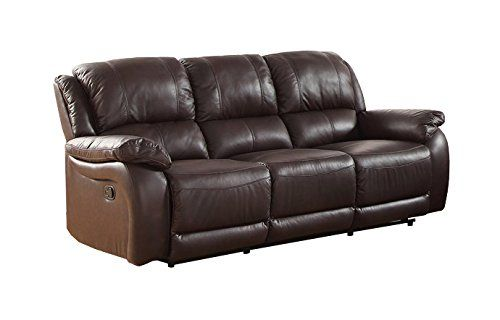 Oversized Recliner Leather Reclining Sofa Electric Recliners ...