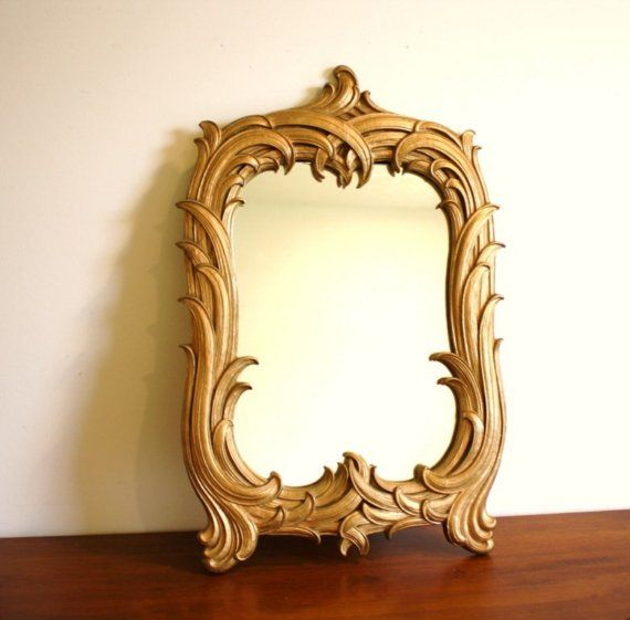243 best images about other wood objects on pinterest for Miroir art nouveau
