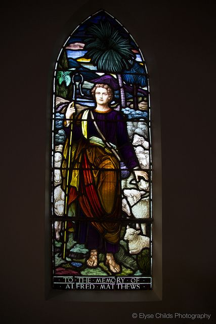 Church stained glass window, Wairarapa | Flickr - Photo Sharing!