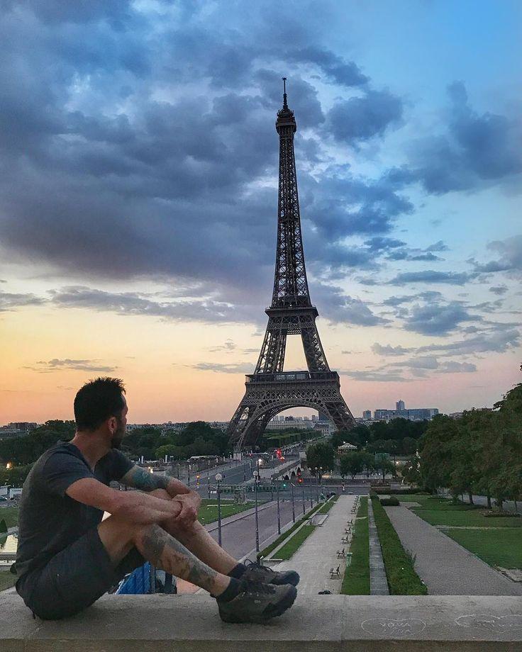 Você pode até sair de Paris mas Paris nunca sairá de você