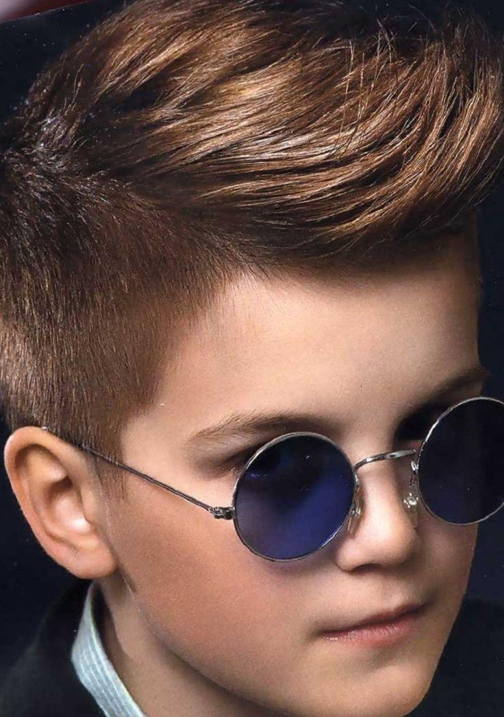 Прически для мальчиков. На фото модные, стильные стрижки 2017