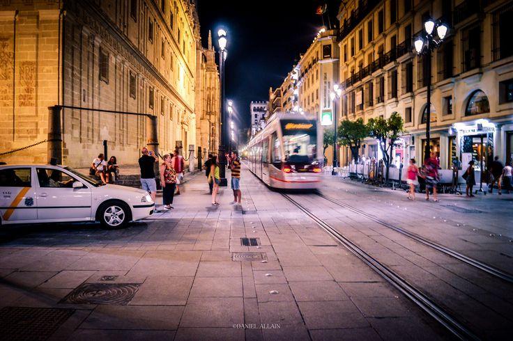 Sevilla  Foto - Daniel Allain