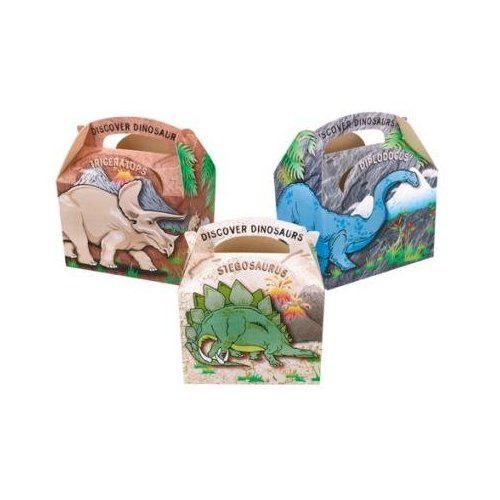 Dinosaur Party Lunch/Food Boxes prehistoric http://www.amazon.co.uk/dp/B0019Z86Z6/ref=cm_sw_r_pi_dp_P3F6ub1D29QEH