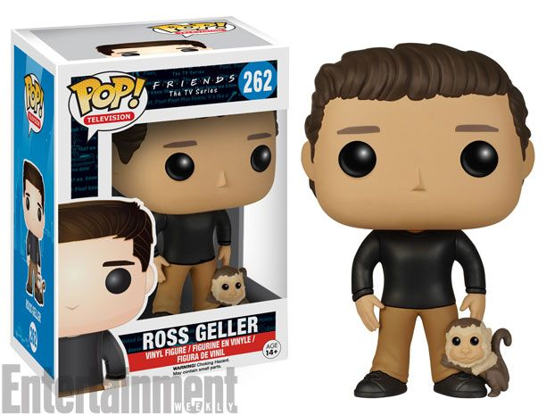 Funko releasing Ross Geller from Friends TV Show