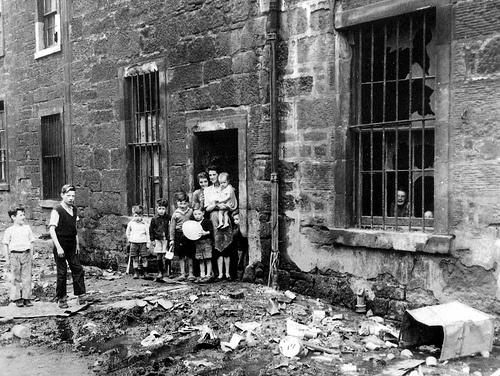 The Gorbals, Glasgow, 1950s