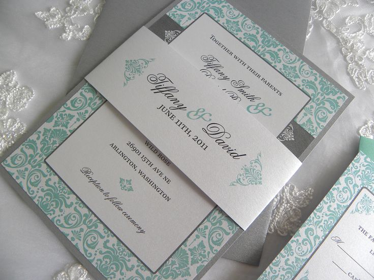 best 20+ tiffany blue invitations ideas on pinterest,