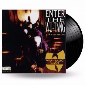 Enter the Wu-Tang Clan (36 Chambers) Wu-Tang Clan (Artiste, Compositeur, Interprète)  Format : Album vinyle