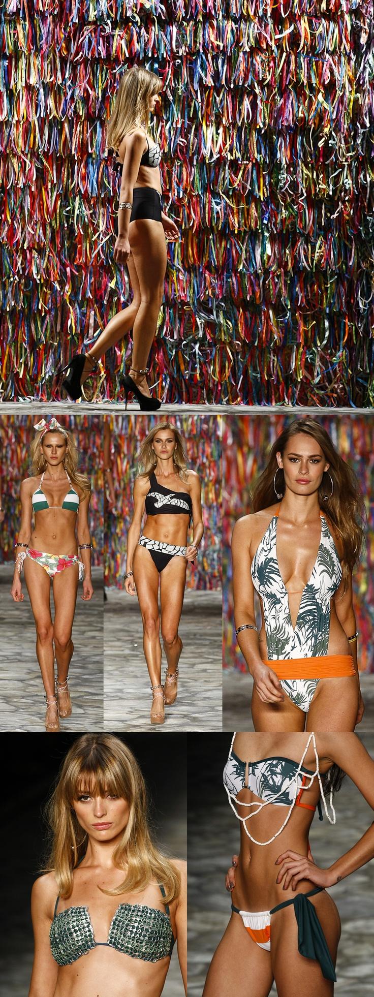 Fashion Rio Verão 2013 - Poko Pano - Assista ao desfile: http://uol.com/bgcwSM