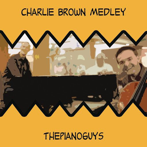 """▶ """"Charlie Brown Medley"""" - The Piano Guys [HIGH QUALITY] - YouTube"""
