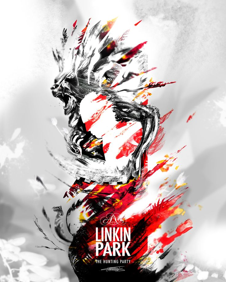 the hunting party competition on behance unplanned designs in 2019 linkin park linkin park. Black Bedroom Furniture Sets. Home Design Ideas