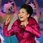 """Step aside Michelle Obama and Carla Bruni-Sarkozy. A new first lady could be heading for fame on the global stage — one who's not just a singing superstar and AIDS ambassador, but also a major general in China's People's Liberation Army.     Nicknamed """"The Peony Fairy,"""" Peng Liyuan, 50, has been in the public eye for decades, best known for her annual appearances on the most watched television program in the world, the Chinese New Year gala."""